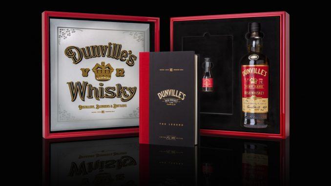 Dunville VR 18 Rum Cask