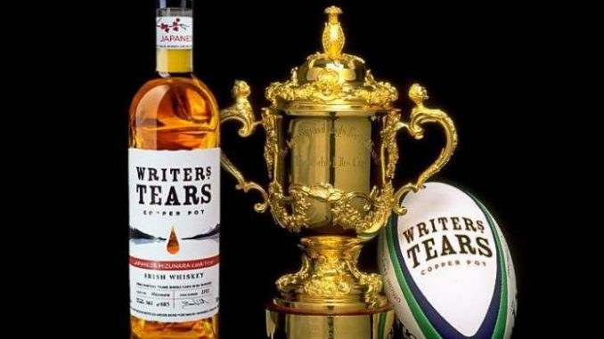 Writers Tears Mizunara Rugby World Cup 2019 Japan