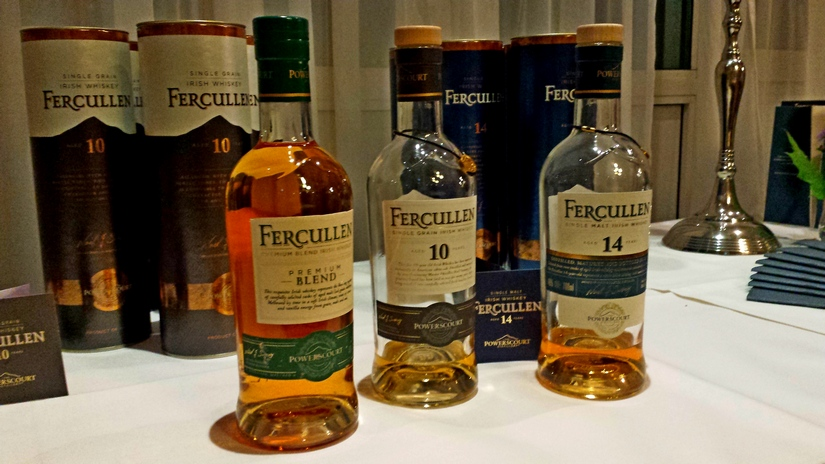 Fercullen Whiskey Powerscourt Distillery