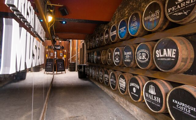 Festival of Irish Whiskey 2019 Irish Whiskey Museum