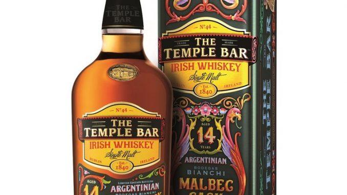 Temple Bar 14 Malbec Cask