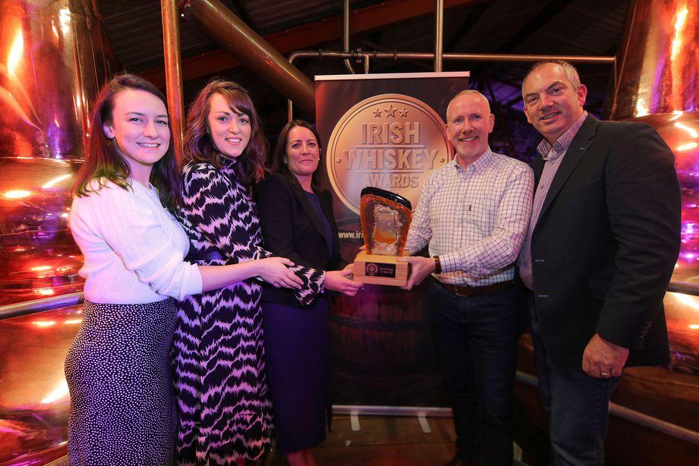 Irish Whiskey Awards 2019