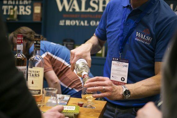 Whiskey Live Dublin Erfahrungen 2019