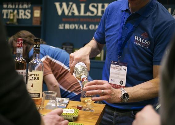 Whiskey Live Dublin Walsh Whiskey