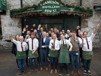Old Jameson Distillery Bow Street World Travel Awards