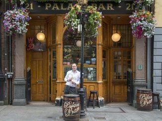 Whiskeyfass-Verbot in Dublin