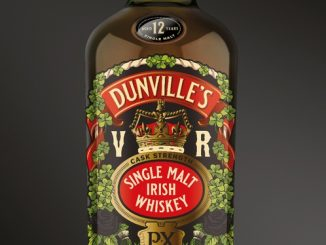 Dunville PX 12 Cask Strength Single Cask Single Malt Irish Whiskey