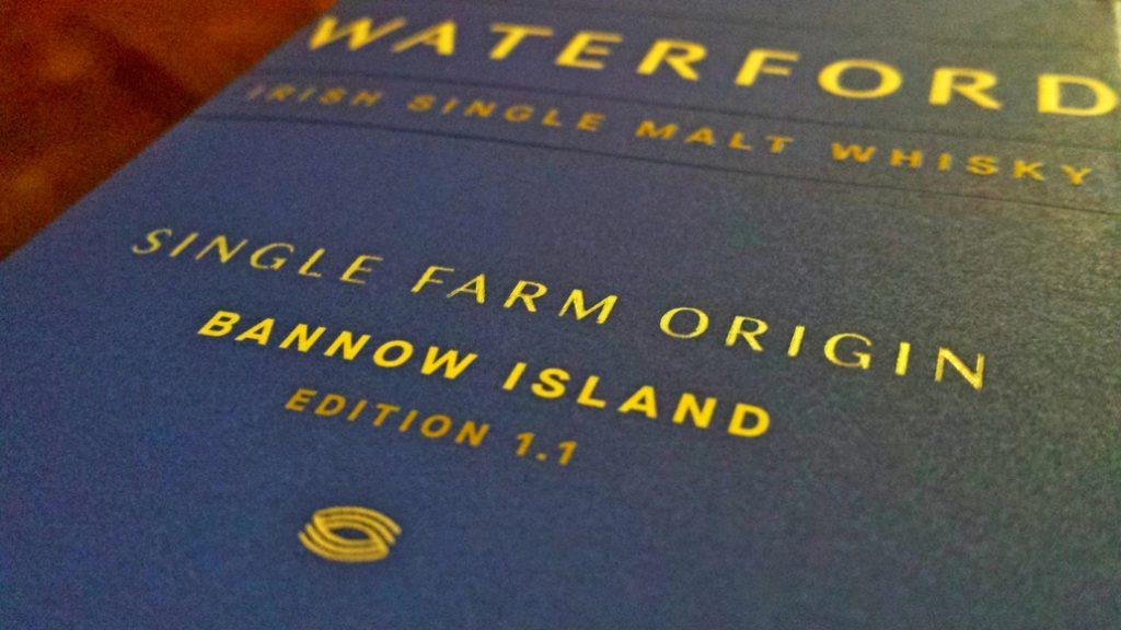 Waterford Whisky Single Farm Origin Bannow Island 1.1
