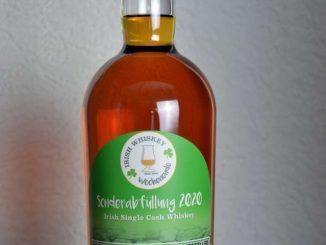 Irish Whiskey Wochenende Sonderabfüllung 2020
