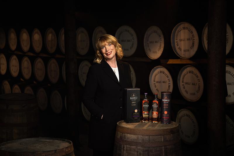 Bushmills Master Distiller Helen Mulholland