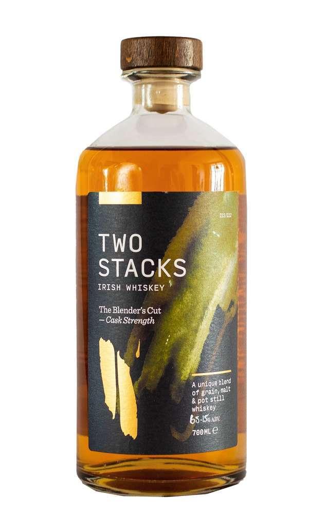 Two Stacks Irish Whiskey The Blender's Cut