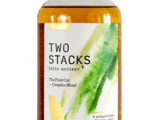 Two Stacks Irish Whiskey The First Cut